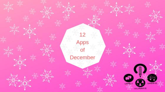 2018's Twelve Apps of December