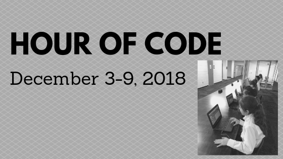 2018 DCDS Hour of Code
