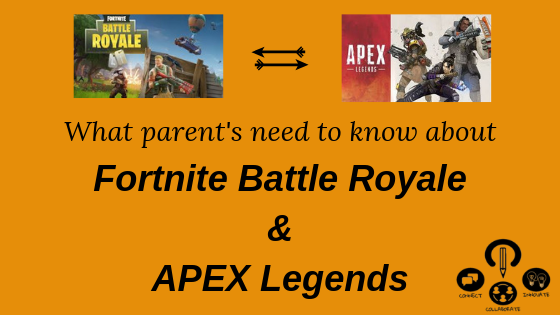 What Parents Need to Know About Fortnite Battle Royale and Apex Legends