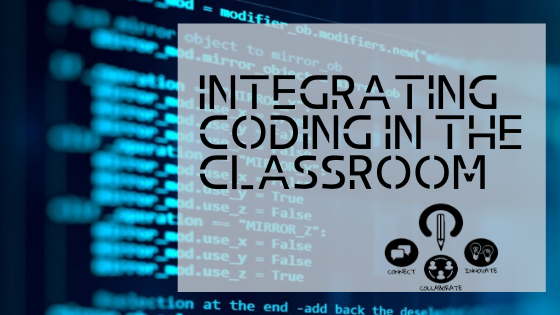 Integrating Coding in the Classroom